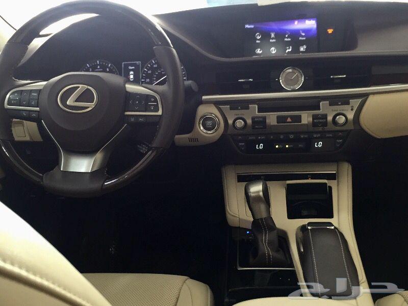 لكزس ES 350 2018 فل-V6