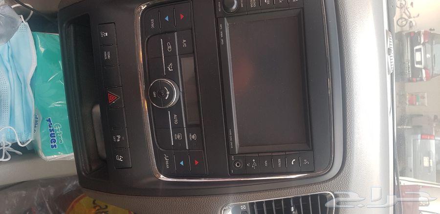 دوج جيب درانجو 2012 للبيع او البدل المناسب