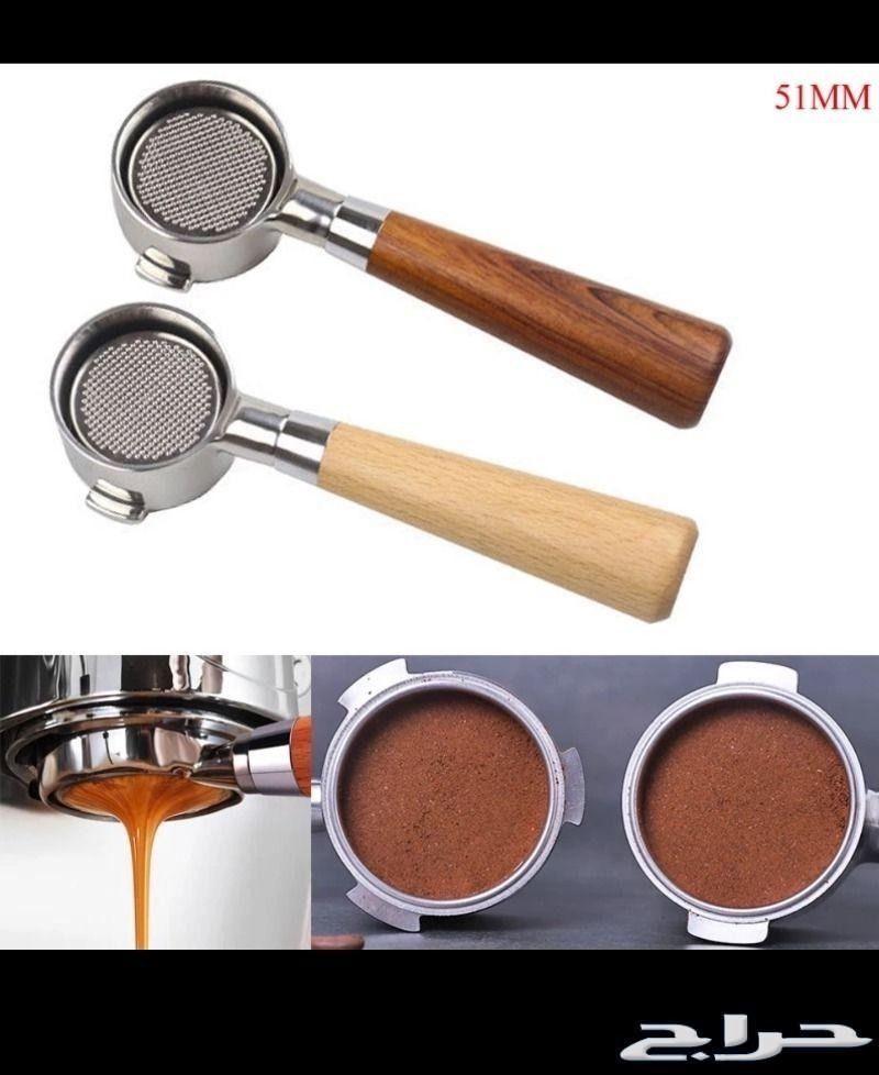 أدوات قهوة بورتافلتر-تامبر-موزع