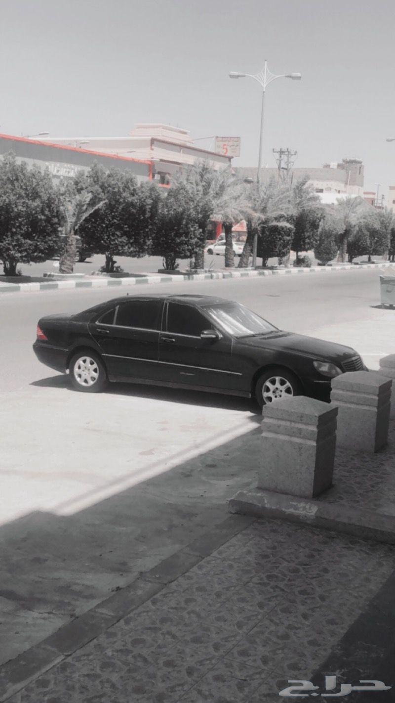 مرسيدس فياقرا 2002 s320