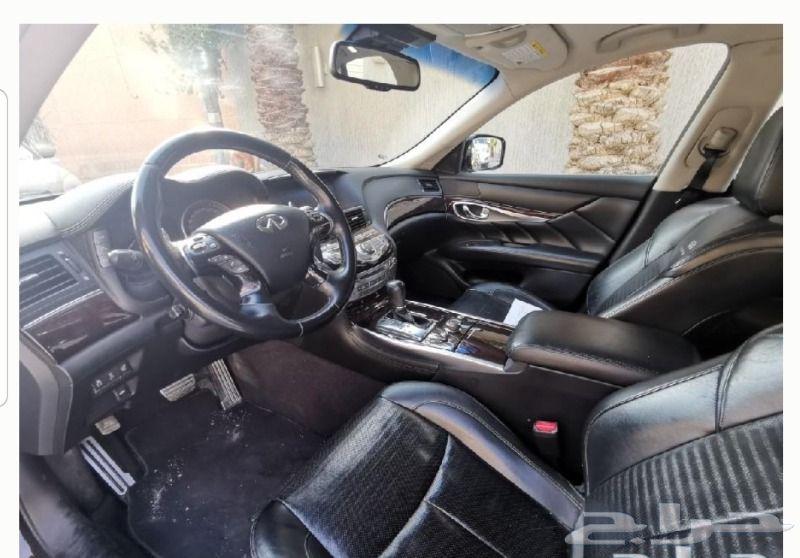 بيع سيارة انفنتي M56 موديل 2011