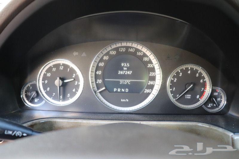 مرسديس e200 فل