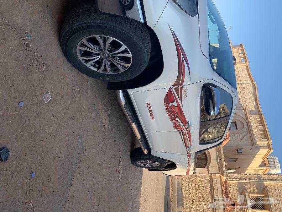 هايلوكس 2016سعودي ماشيه166