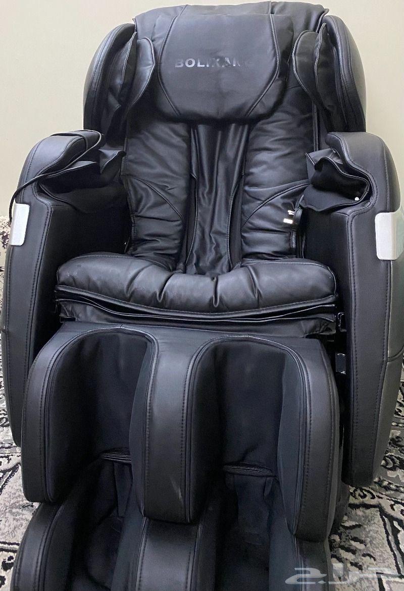 كرسي مساج كهربائي بريموت