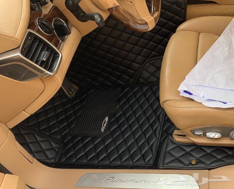 جلد تفصيل لدعاسات السيارات