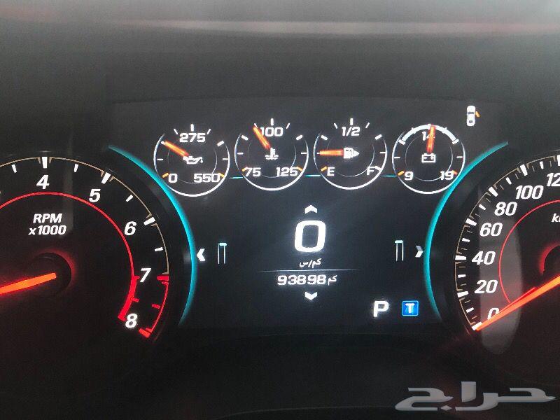 كومارو 2016 RS خليجي بحالة الوكاله نظيف جداا