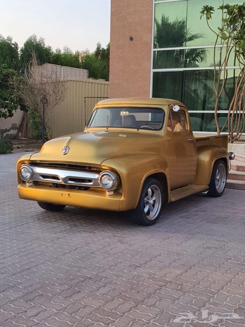 Ford f100 موديل 1953 مطلوب 80