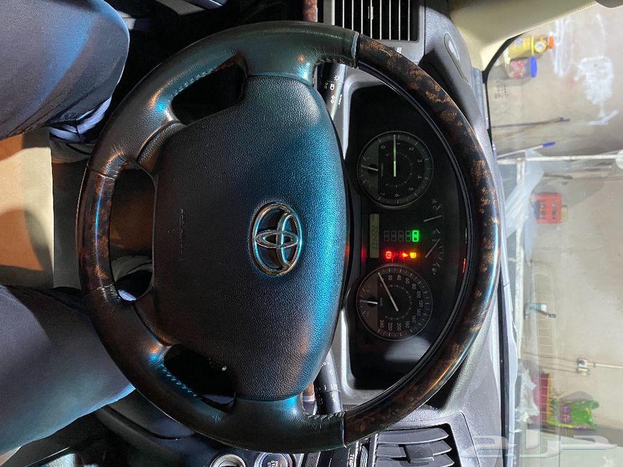 تم البيع - تويوتا لاند كروزر 2009