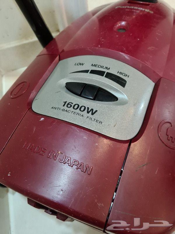 تم البيع مكنسة كهربائية باناسونيك ياباني