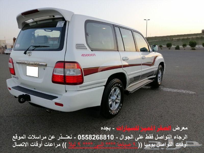 2007 GXR لاندكروزر - سعودي قير أوتوماتيك