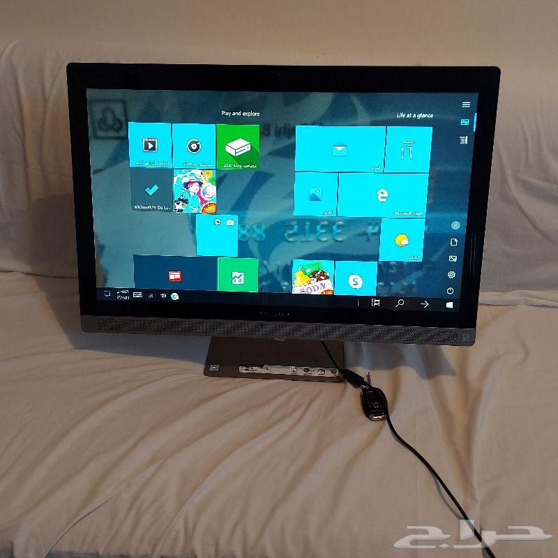 جهاز كمبيوتر all in one