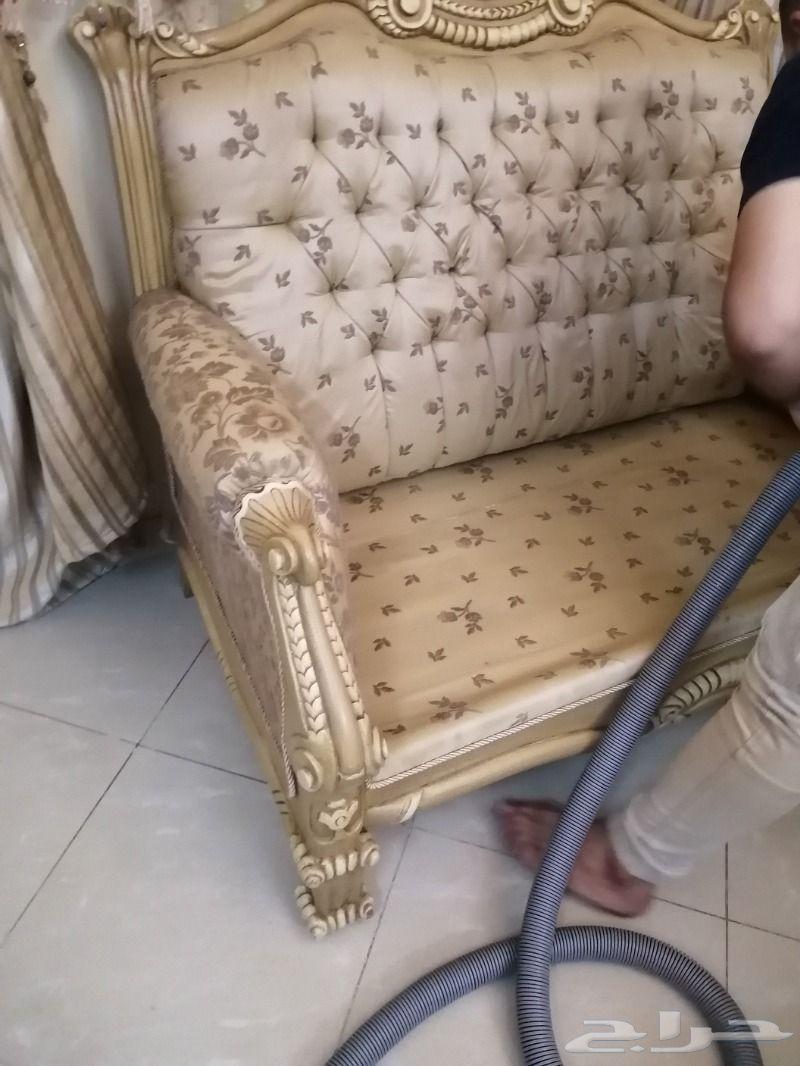شركة تنظيف كنب سجاد بالبخار بجده