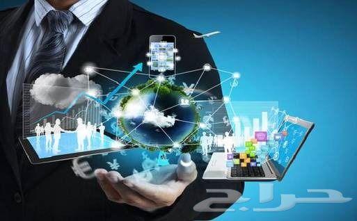 تصميم وبرمجة المواقع والتطبيقات