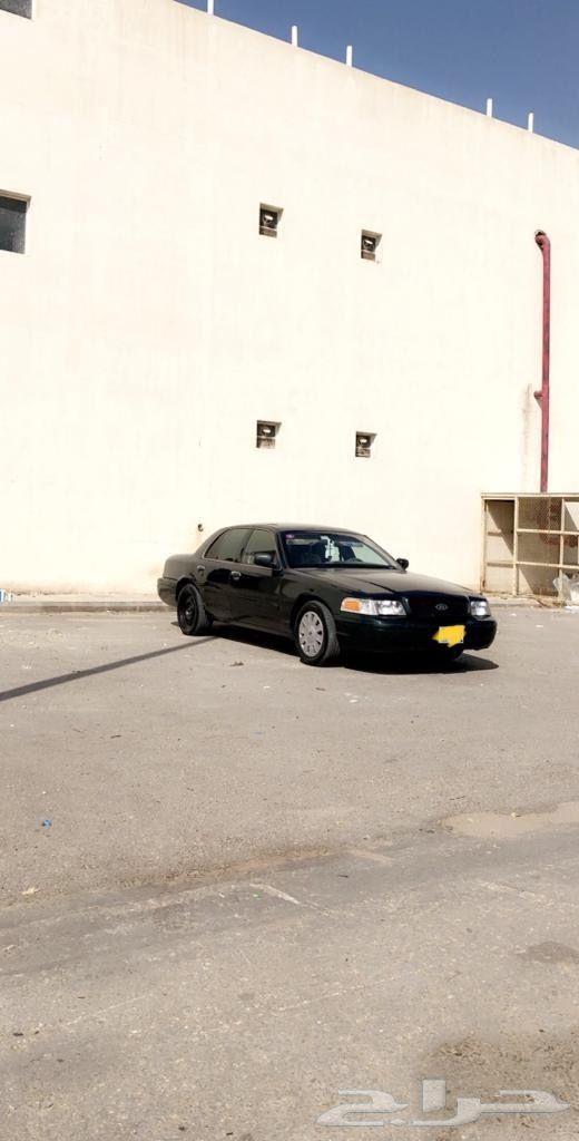 فورد كراون فكتوريا 2003 سعودي