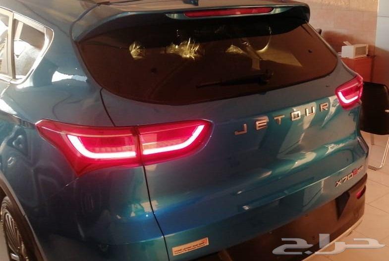 جيتور X70S جديد 2020 7 راكب