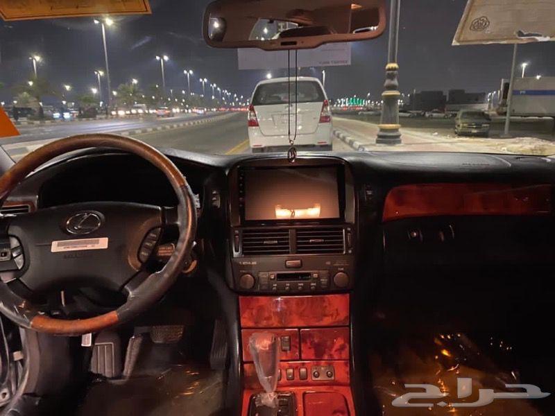 لكزس 430 فل الترا سعودي وارد عبد اللطيف جميل