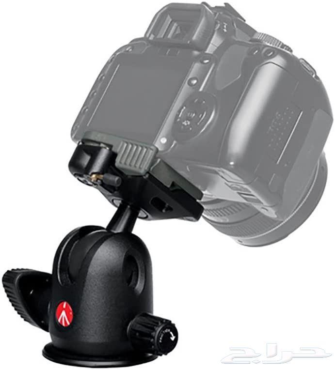 مانفروتو 496RC2 رأس الحامل كاميرا اس دي ال ار
