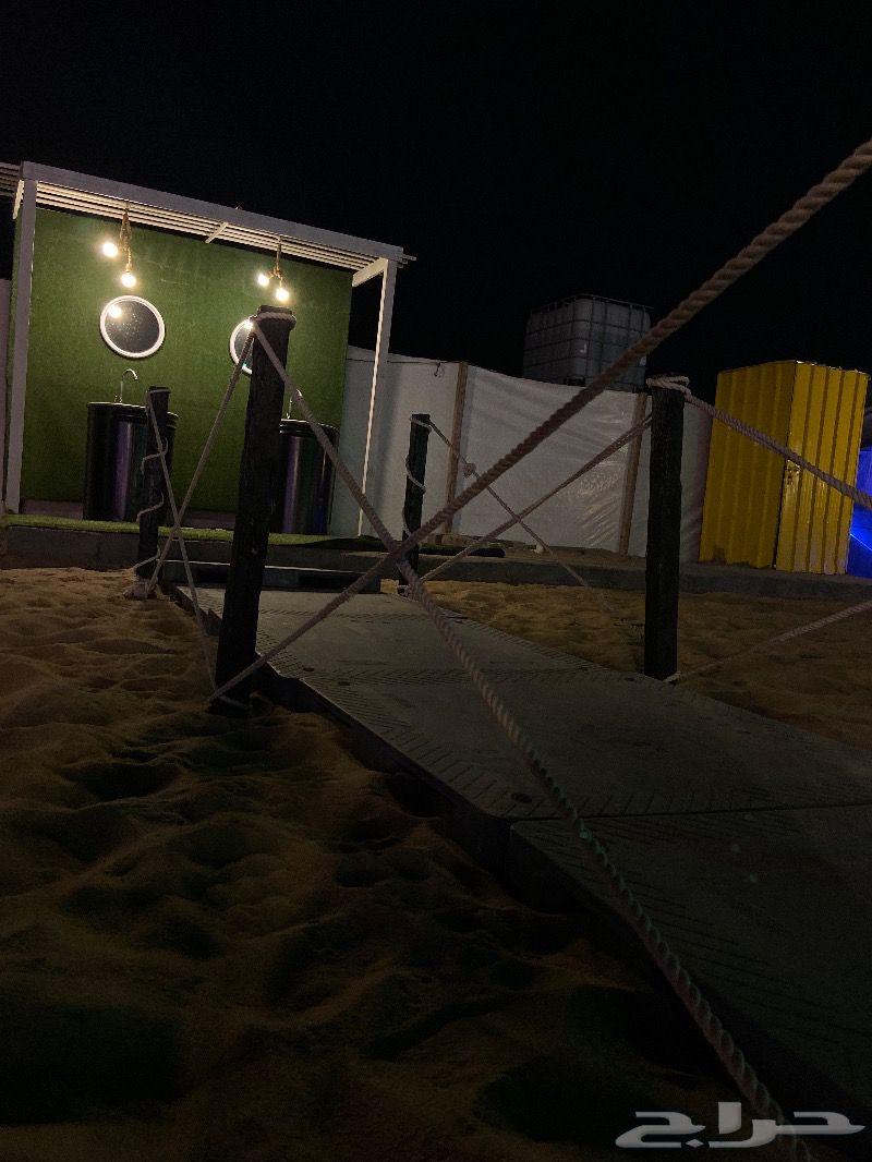 مخيم للايجار الدمام المنتزه البري