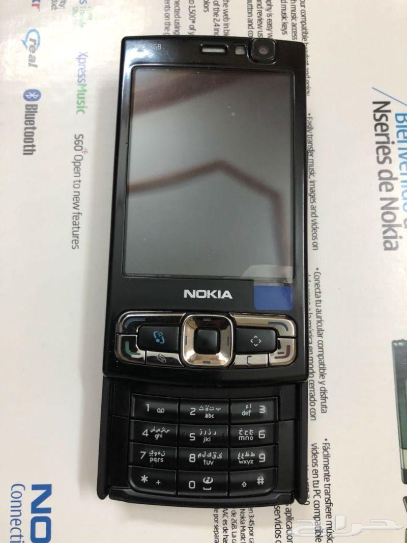 جوالات نوكيا القديمة N95 الرهيب العجيب العنيد