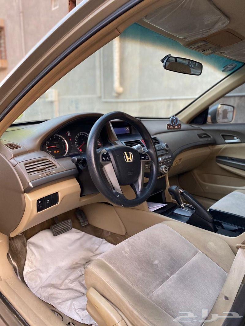 هوندا اكورد 2010 للبيع