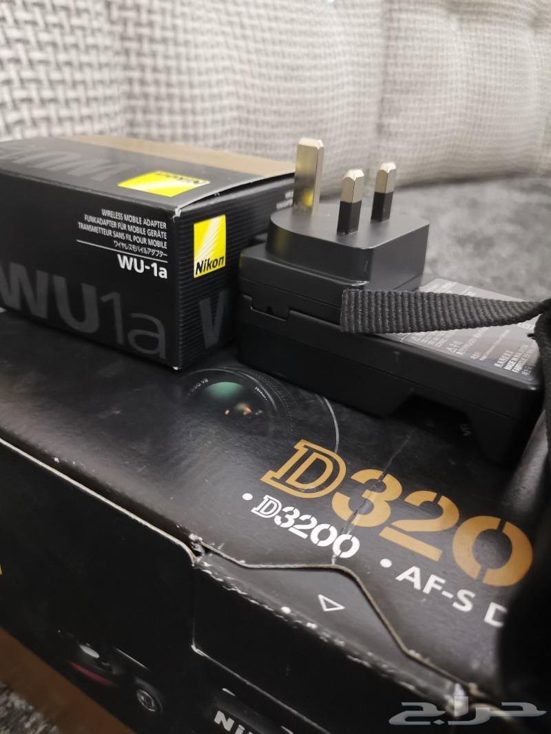كاميرا nikon D3200