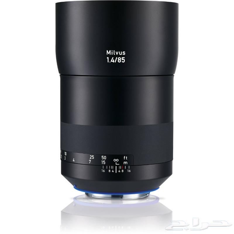 عدسة للمحترفين من Zeiss 85mm f1.4