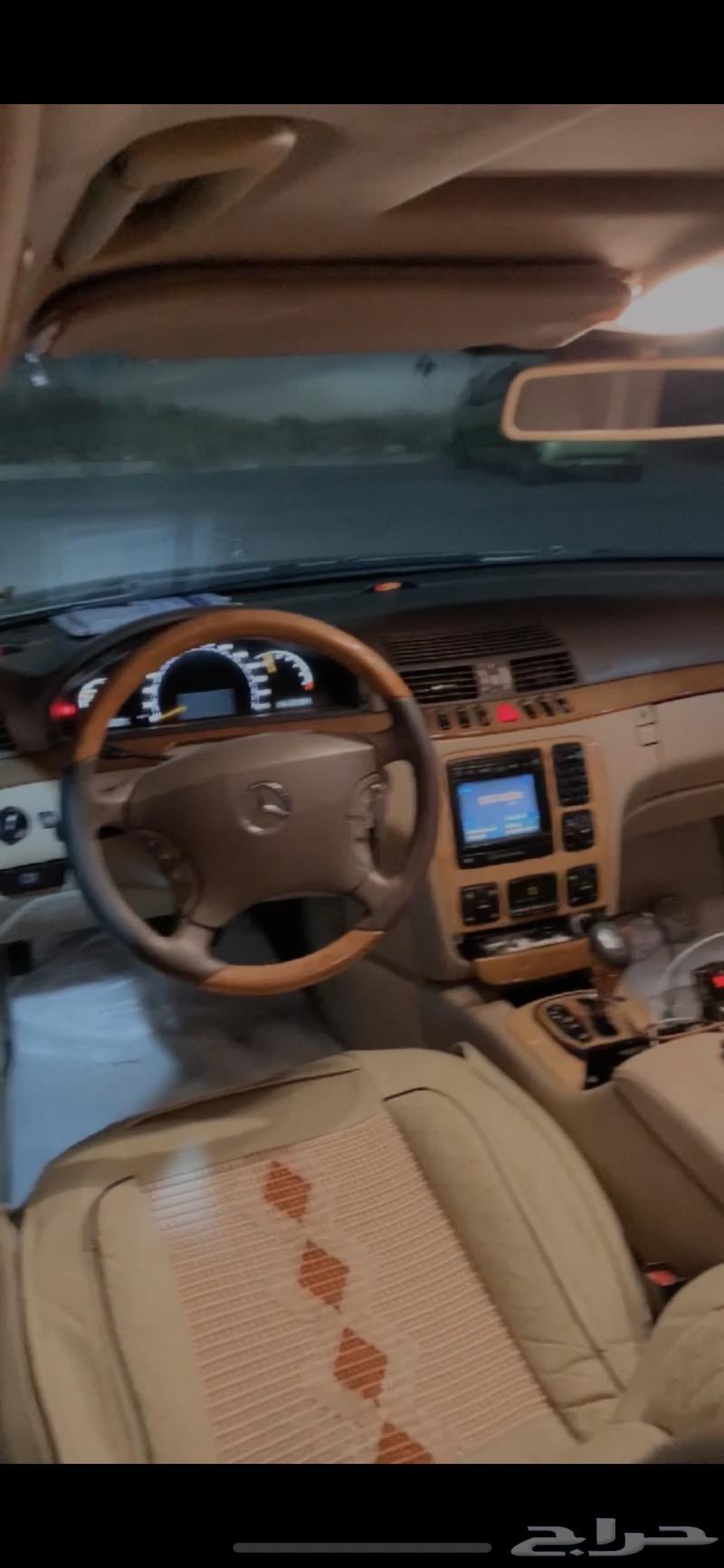 مرسيدس - 2002 - S320