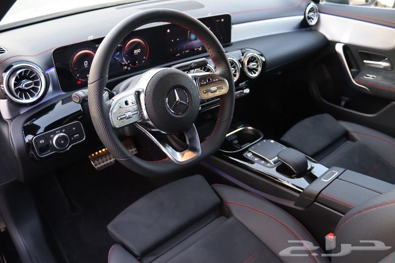 مرسيدس CLA200 AMG 2020 جديد أصفار