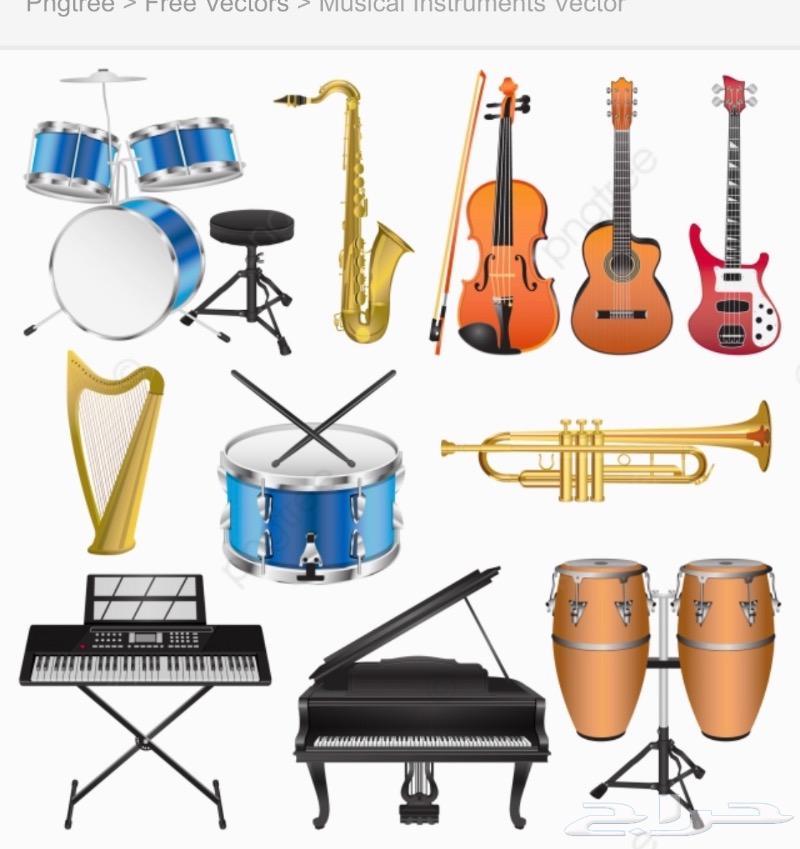 دورات موسيقيه وتاجير سماعات للحفلات