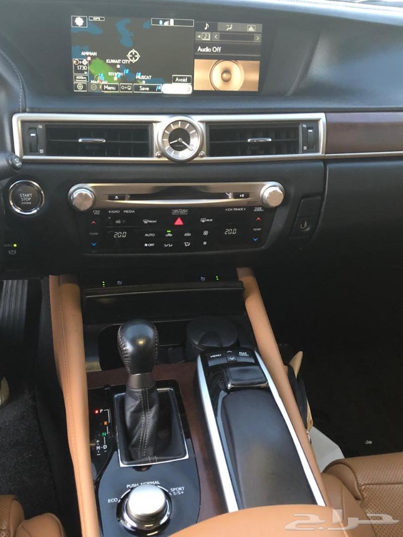 GS 350 لكزس LEXUS 350GS 2015