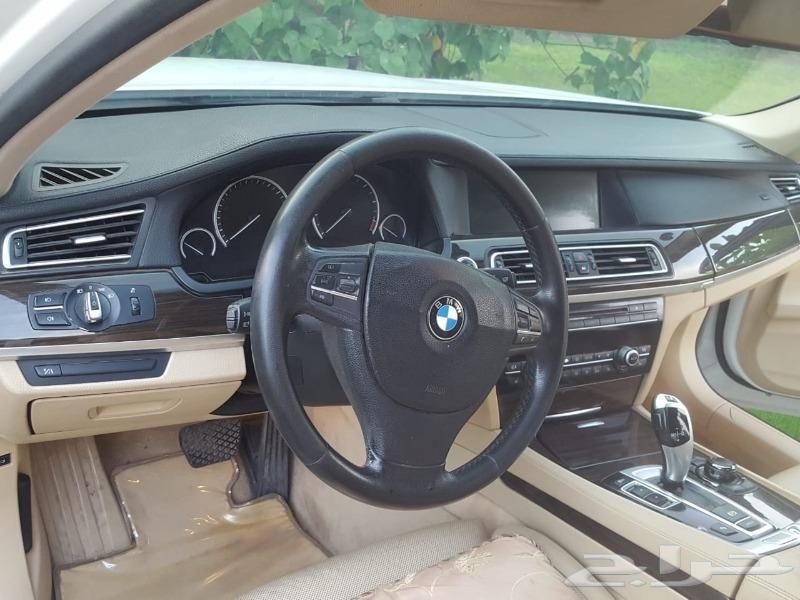 بي ام 740 لارج 2009 للبيع