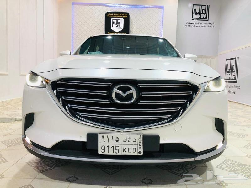 مازدا CX9 2019 فل كامل اعلى فئة