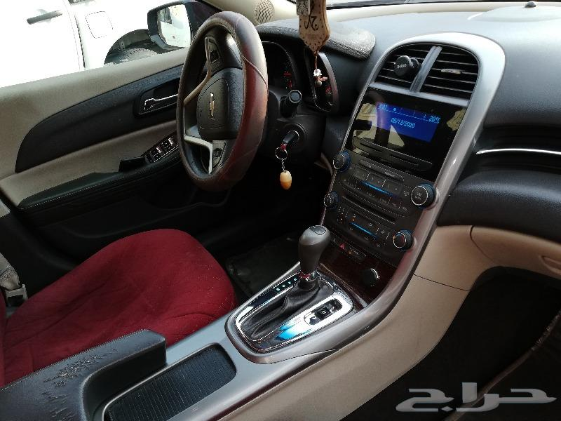 LT Chevrolet Malibu Maroon 2014 automatic