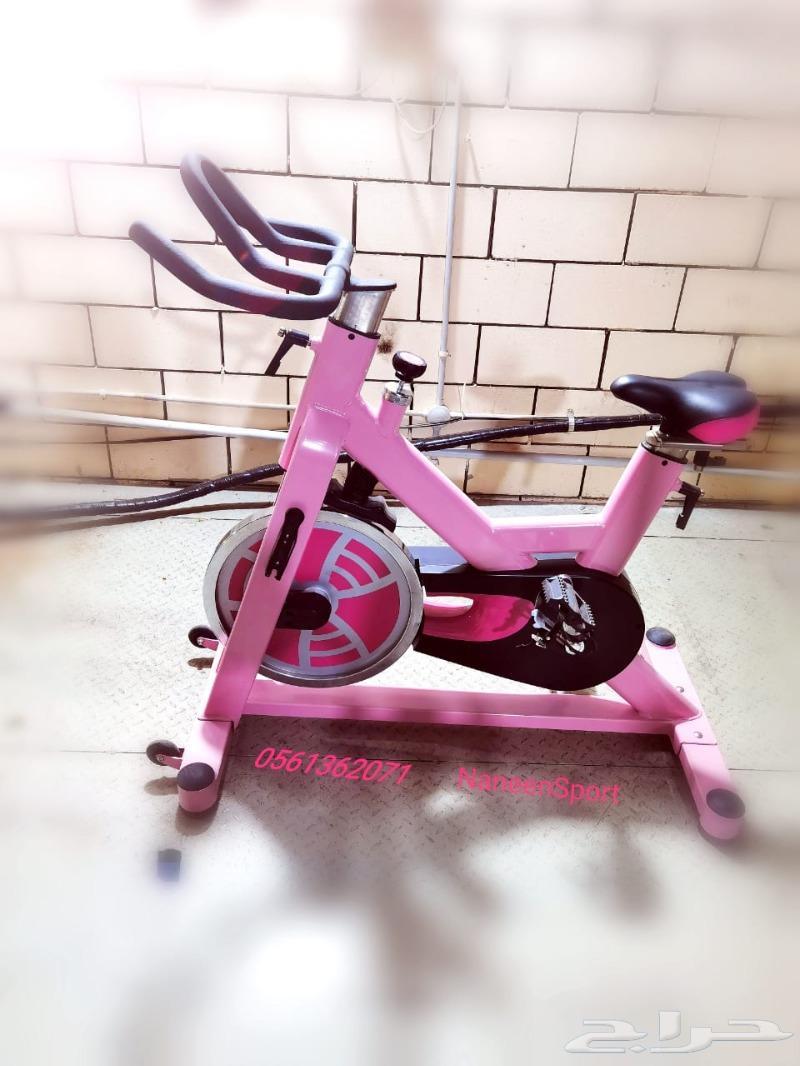 دراجة رياضية ثابتة حديث