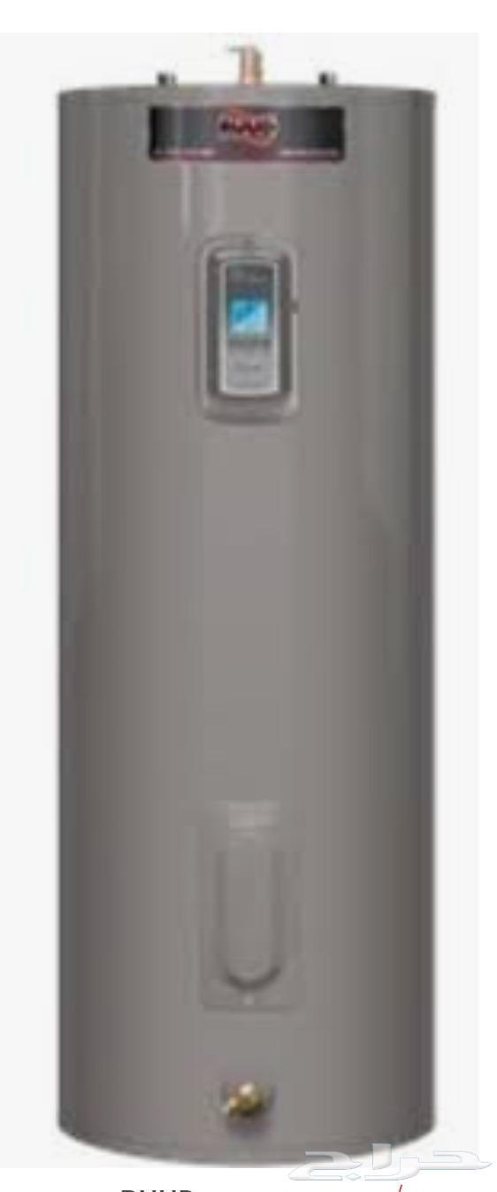 سخان ماء روود المركزي- سعة 80 جالون