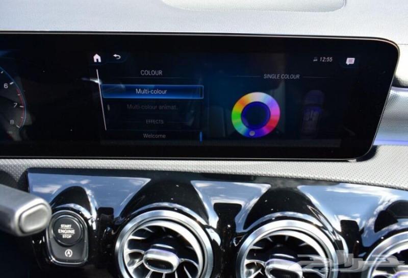 عرض جديد مرسيدس CLA 250 AMG موديل 2021 زيرو