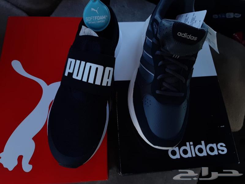 احذية وشوزات اصلية مخفضة نايك اديداس بوما