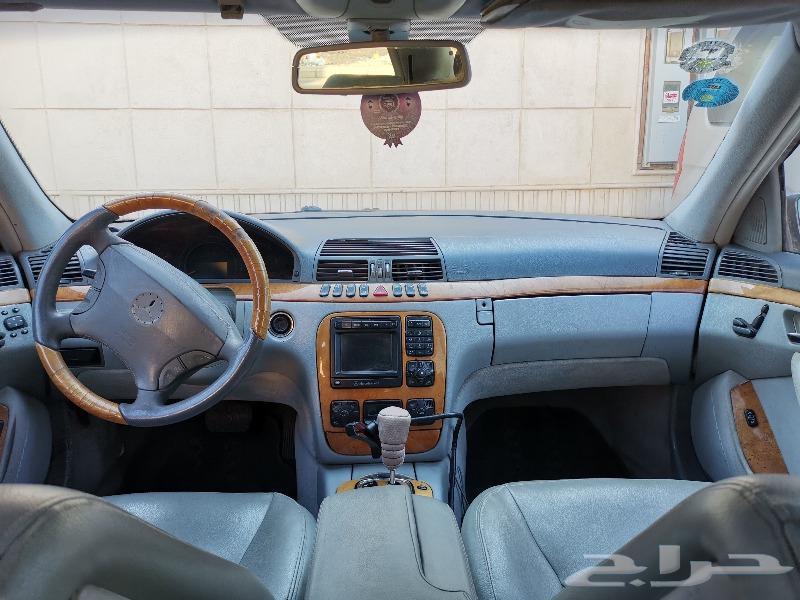 مرسيدس فياجرا S320 - 2001