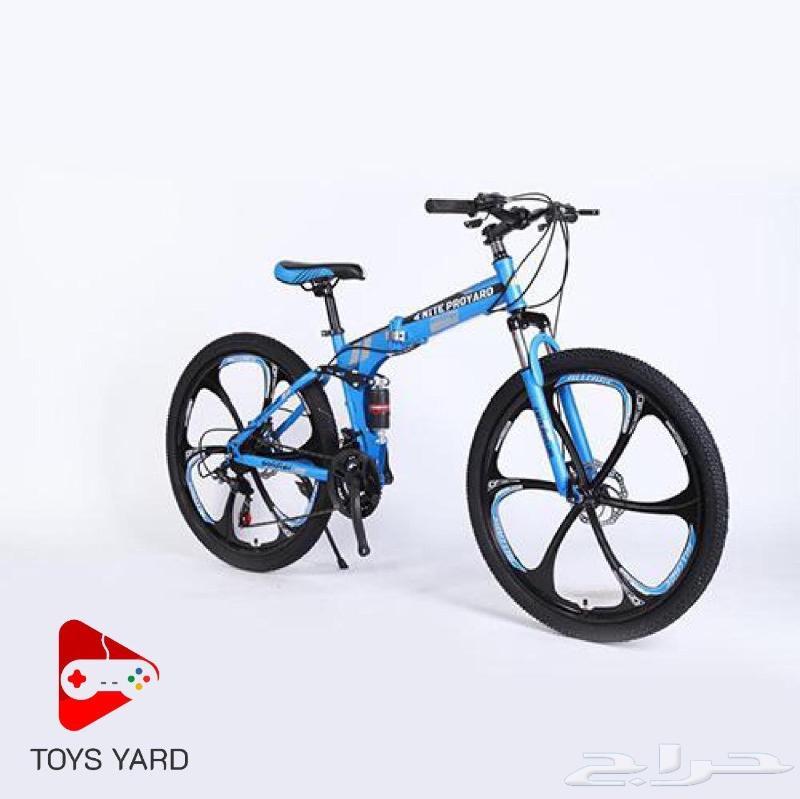 دراجات هوائيه. لاند روفر