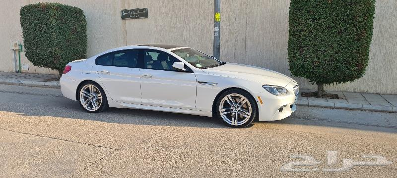 BMW 2015 650i Gran Coupe