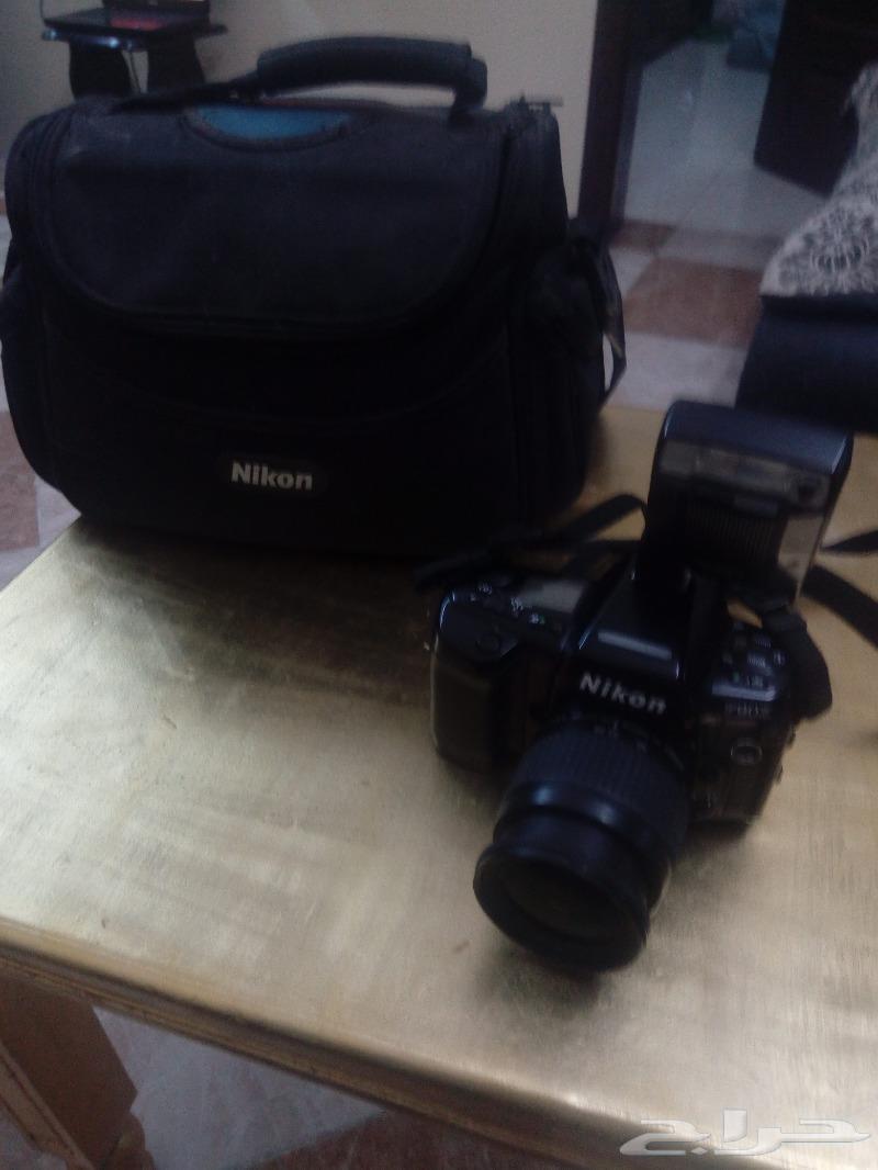 كاميرا نيكون موديل F90X للبيع