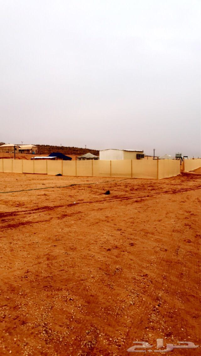 مخيم للايجار قريب من الطوقي وروضة الخفس