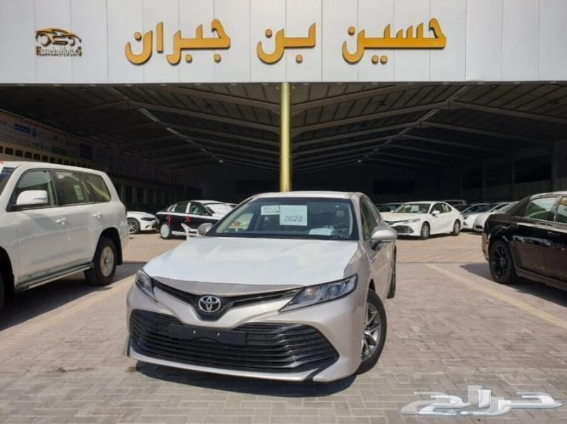 تويوتا كامري 2020 ب 83900 LE جنوط سعودي