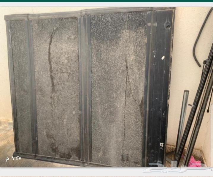 قطع فورد f150 انوار و غطاء حوض فيبر