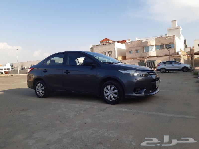 للبيع سيارة تويوتا يارس 2016 Toyota Yares