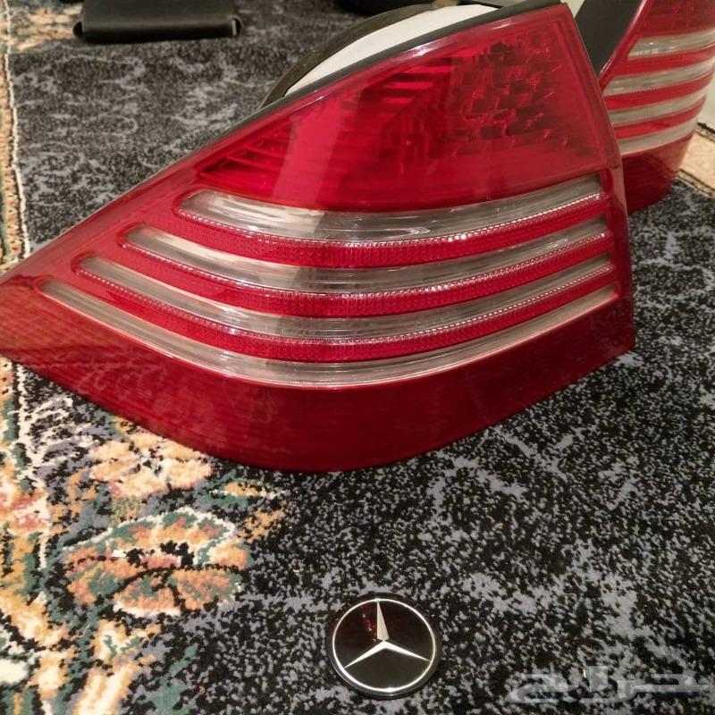 انوار خلفية مرسيدس بنز طراز W220