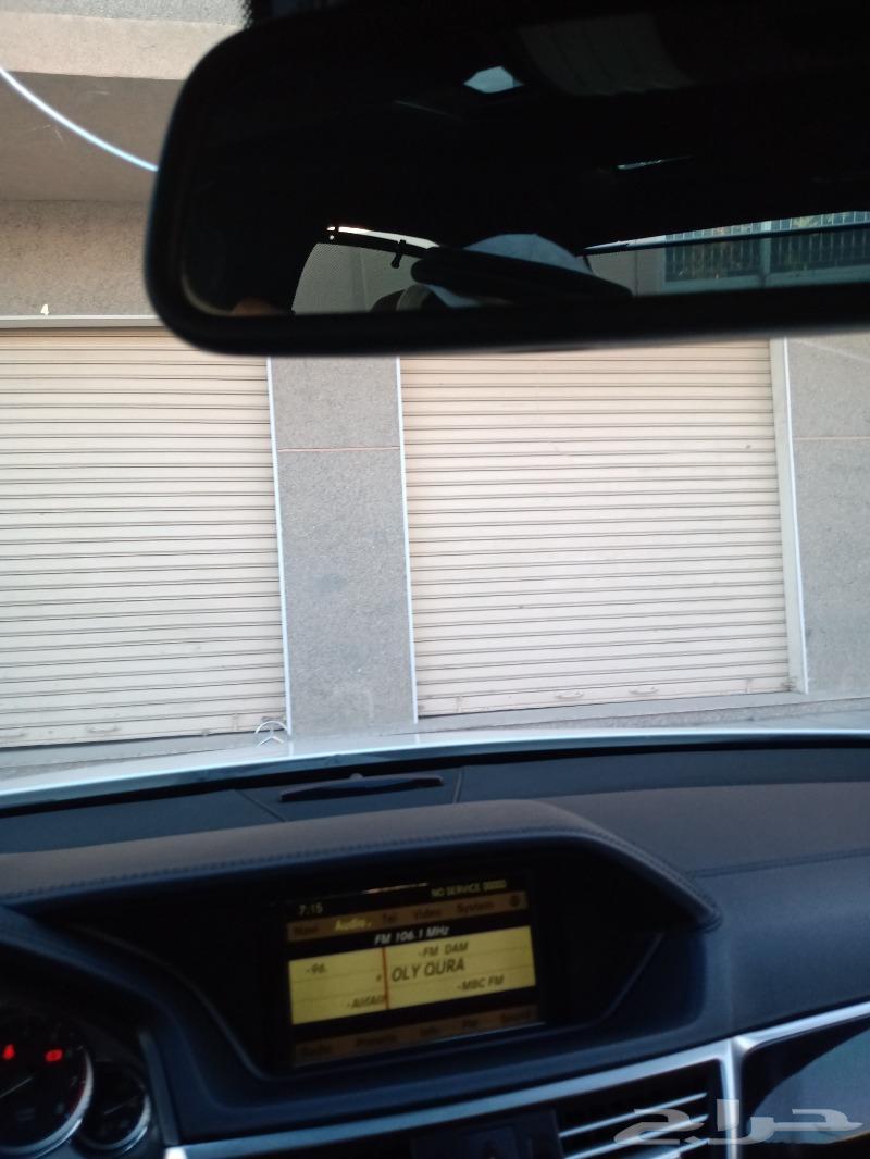 مرسيدس بنز 2012 300E بانورما