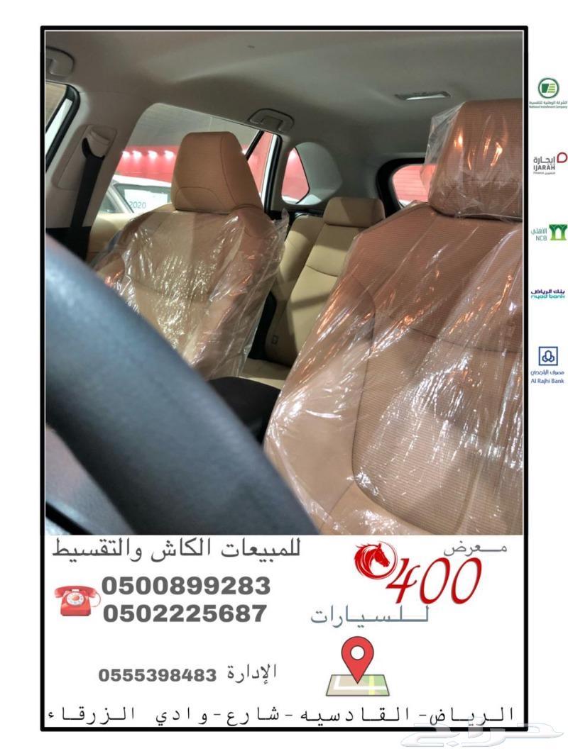 تويوتا راف فور استاندر سعودي موديل 2021 جديد