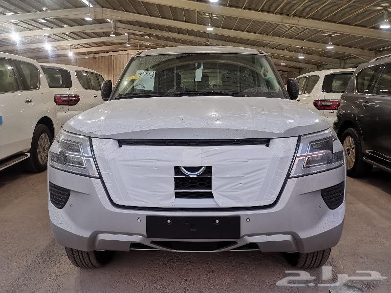 نيسان باترول XE-V6 سعودي 2021