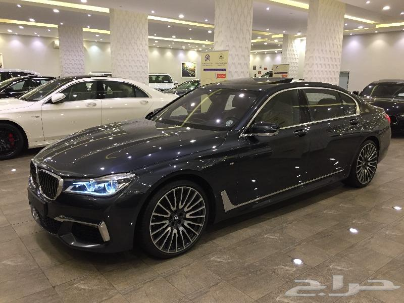بي ام دبليو BMW 750 Li موديل 2016 X Drive